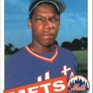 2010 Topps Cards Your Mom Threw Out CMT34 Dwight Gooden