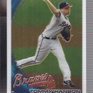 2010 Topps Chrome 8 Tommy Hanson