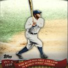 2010 Topps History of the World Series HWS5 Babe Ruth
