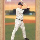 2010 Topps Turkey Red TR40 Mark Teixeira
