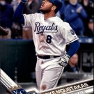 2017 Topps 63 Mike Moustakas