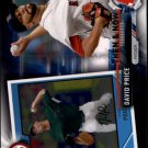 2017 Topps Bowman Then and Now BOWMAN14 David Price