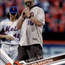 2017 Topps First Pitch FP3 Judd Apatow