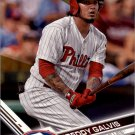 2017 Topps Gold 88 Freddy Galvis