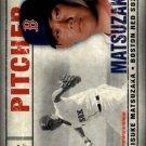 2008 SP Legendary Cuts 26 Daisuke Matsuzaka