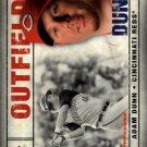 2008 SP Legendary Cuts 28 Adam Dunn