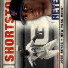 2008 SP Legendary Cuts 29 Jose Reyes