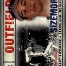 2008 SP Legendary Cuts 34 Grady Sizemore