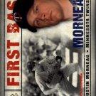 2008 SP Legendary Cuts 38 Justin Morneau