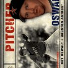 2008 SP Legendary Cuts 58 Roy Oswalt