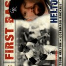 2008 SP Legendary Cuts 63 Todd Helton
