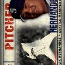 2008 SP Legendary Cuts 72 Felix Hernandez