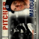 2008 SP Legendary Cuts 8 Greg Maddux