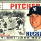 2008 SP Legendary Cuts 89 Phil Hughes
