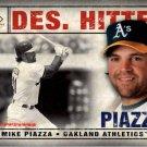 2008 SP Legendary Cuts 93 Mike Piazza