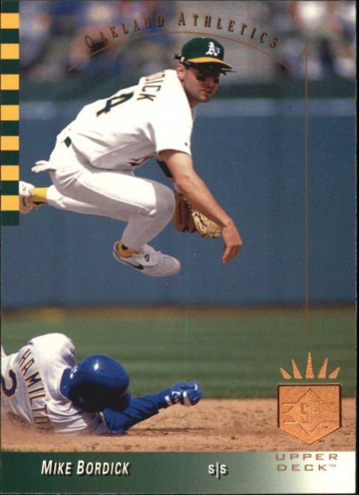 1993 SP 37 Mike Bordick