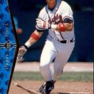1995 SP 34 Chipper Jones