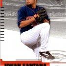 2004 SP Authentic 17 Johan Santana