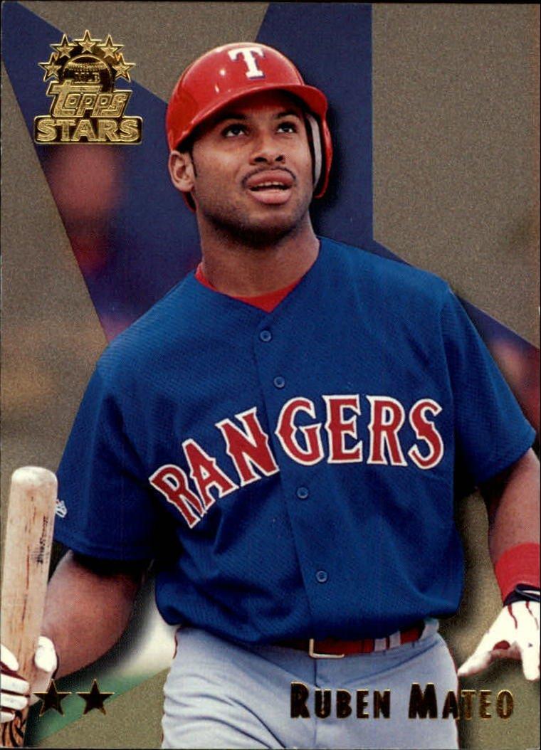 1999 Topps Stars Two Star 19 Ruben Mateo
