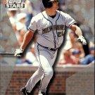 1999 Topps Stars One Star 68 Jeromy Burnitz