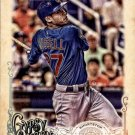 2017 Topps Gypsy Queen 257 Addison Russell