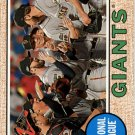2017 Topps Heritage 189 San Francisco Giants TC