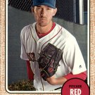 2017 Topps Heritage 318 Rick Porcello
