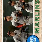 2017 Topps Heritage 347 Miami Marlins TC