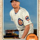 2017 Topps Heritage 31 Justin Grimm