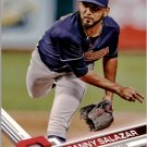 2017 Topps Opening Day 44 Danny Salazar