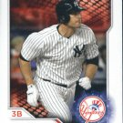 2017 Topps Stickers 133 Chase Headley
