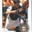 2017 Topps Stickers 221 Buster Posey