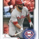 2017 Topps Stickers 271 Cameron Rupp