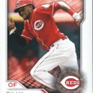 2017 Topps Stickers 285 Billy Hamilton