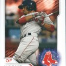2017 Topps Stickers 84 Mookie Betts