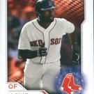 2017 Topps Stickers 86 Jackie Bradley Jr.