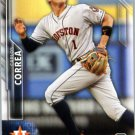 2016 Bowman 30 Carlos Correa