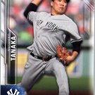 2016 Bowman 60 Masahiro Tanaka