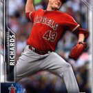 2016 Bowman 97 Garrett Richards