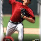 2016 Bowman Prospects BP11 Wei-Chieh Huang