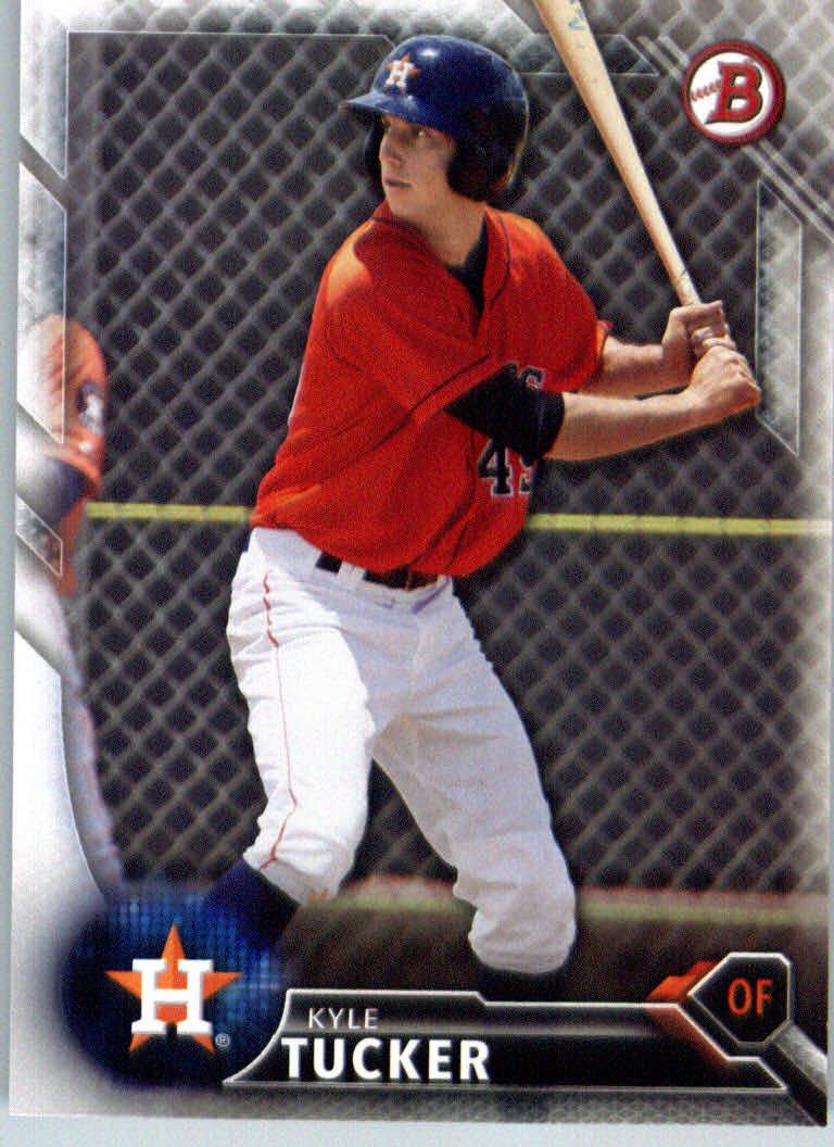 2016 Bowman Prospects BP60 Kyle Tucker