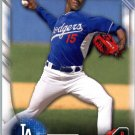 2016 Bowman Prospects BP5 Yadier Alvarez