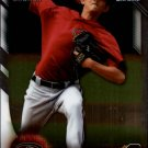 2016 Bowman Chrome Prospects BCP11 Wei-Chieh Huang