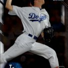 2016 Bowman Chrome Prospects BCP78 Walker Buehler