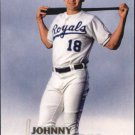 2016 Stadium Club 261 Johnny Damon