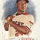 2016 Topps Allen and Ginter 309 Yasmany Tomas SP