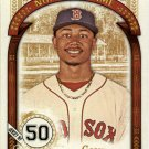 2016 Topps Allen and Ginter The Numbers Game NG21 Mookie Betts