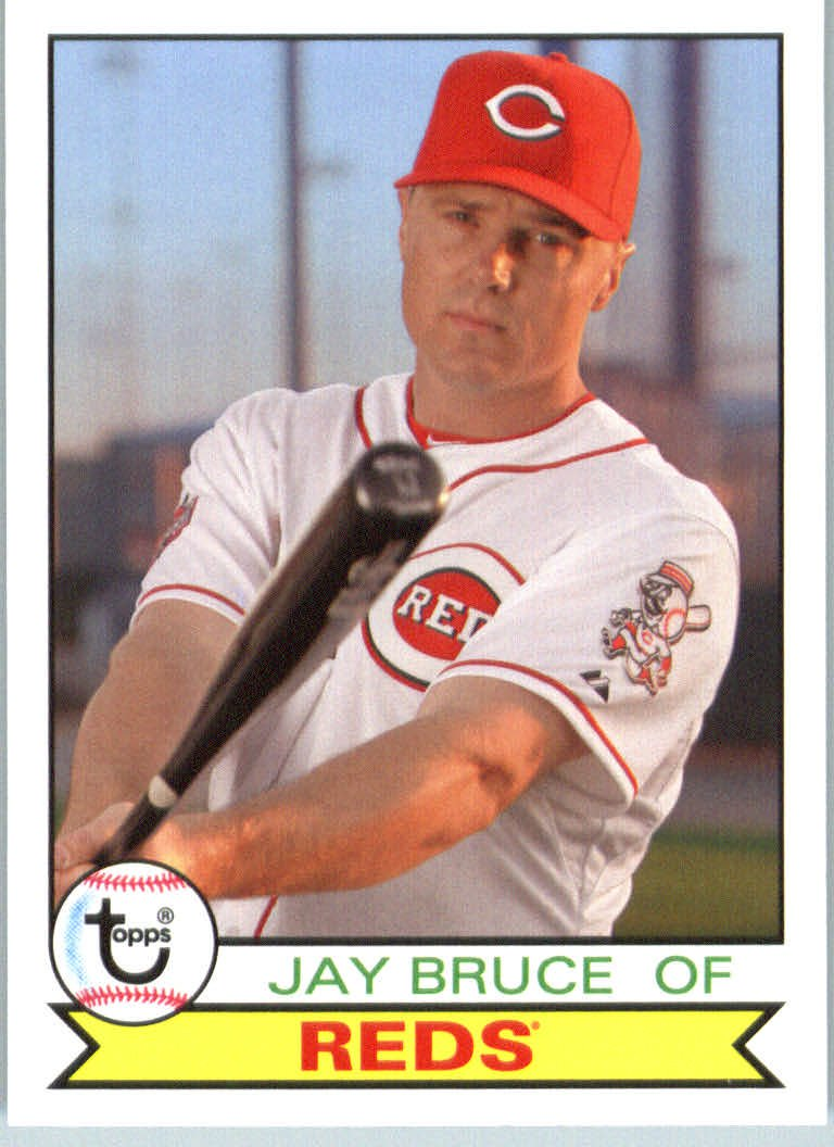2016 Topps Archives 121 Jay Bruce