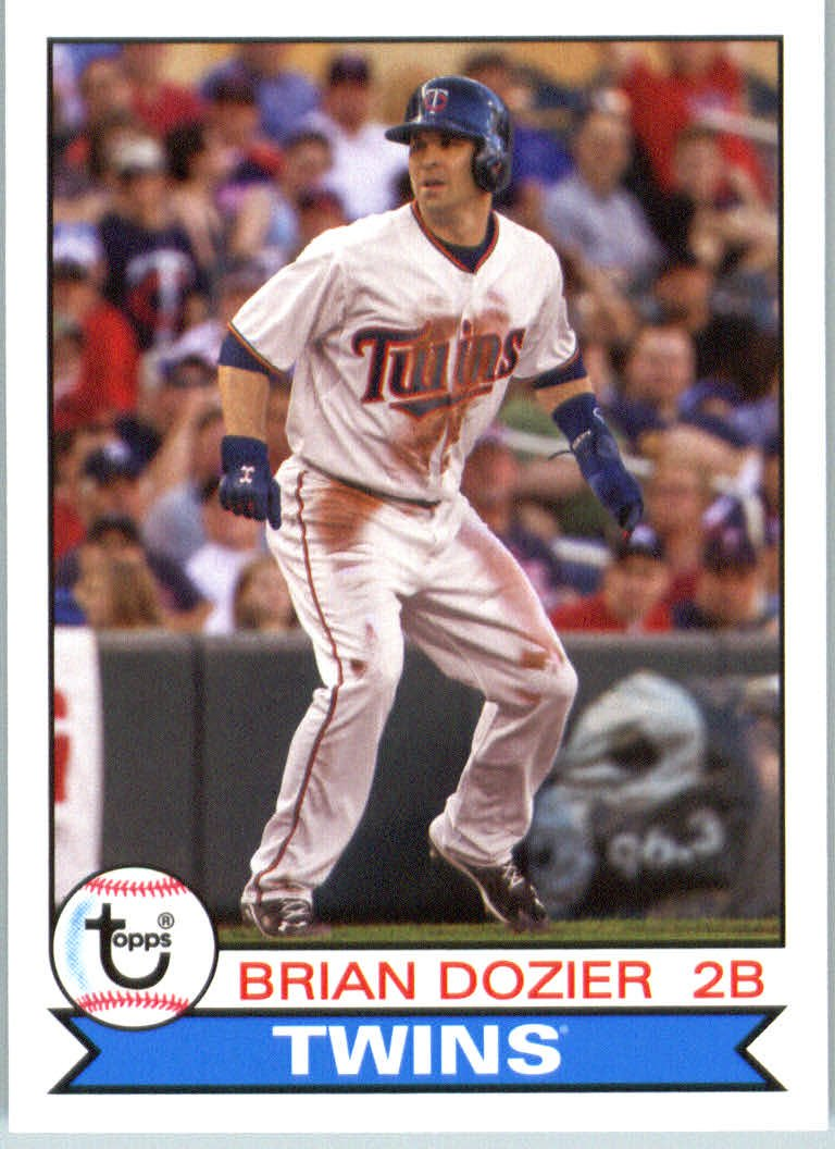 2016 Topps Archives 149 Brian Dozier