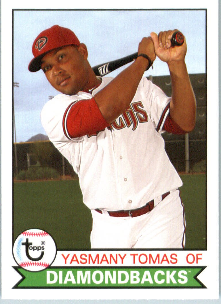 2016 Topps Archives 165 Yasmany Tomas